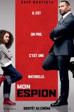 Affiche du film Mon espion