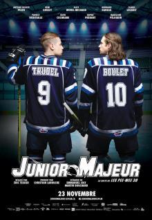 Affiche du film Junior Majeur