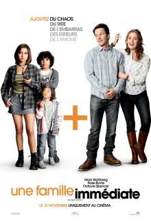 Affiche du film Une famille immédiate