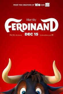 Affiche du film Ferdinand