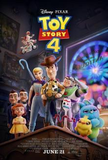 Affiche du film Histoire de jouets 4