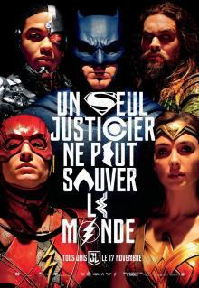 Affiche du film La ligue des justiciers