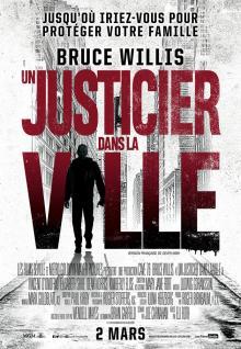 Affiche du film Justicier dans la Ville