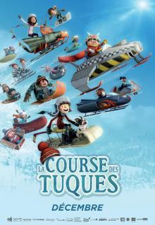 Affiche du film La course des tuques