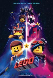 Affiche du film Le film Lego 2