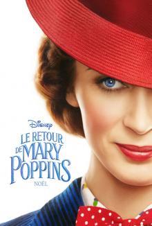 Affiche du film Le retour de Mary Poppins