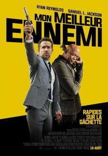 Affiche du film Mon meilleur ennemi