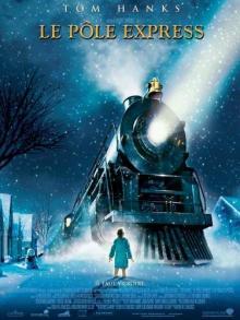 Affiche du film Le pôle express