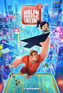 Affiche du film Ralph brise l'Internet