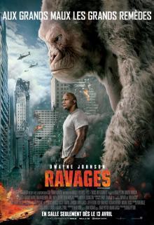 Affiche du film Ravages