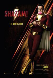 Affiche du film Shazam!